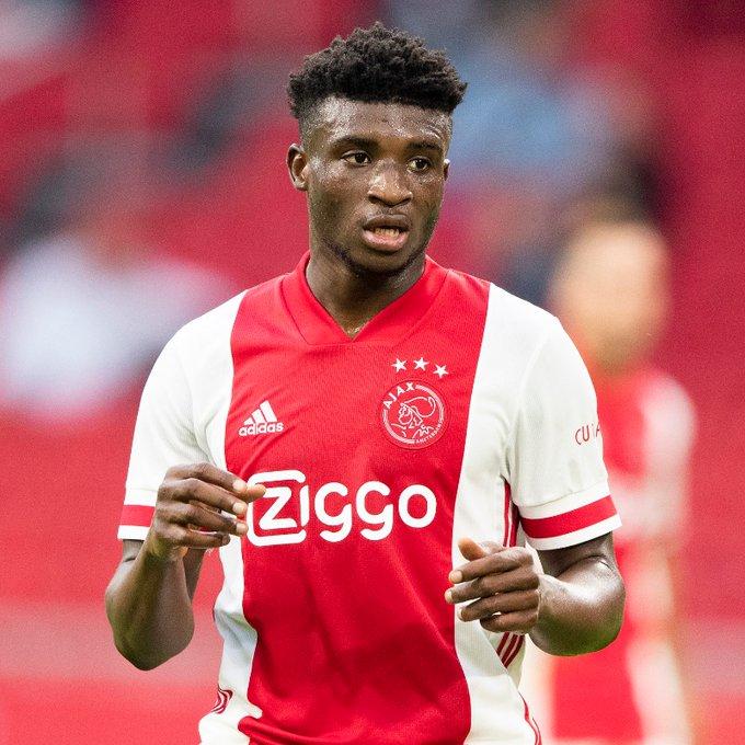 VIDEO: Kudus Mohammed plays full throttle as Ajax pip Hertha Berlin in preseason friendly