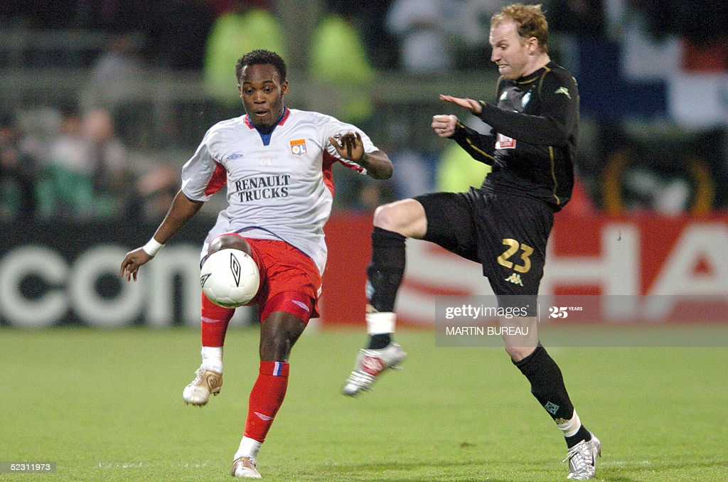 Lyon helped me grow as a footballer- Michael Essien