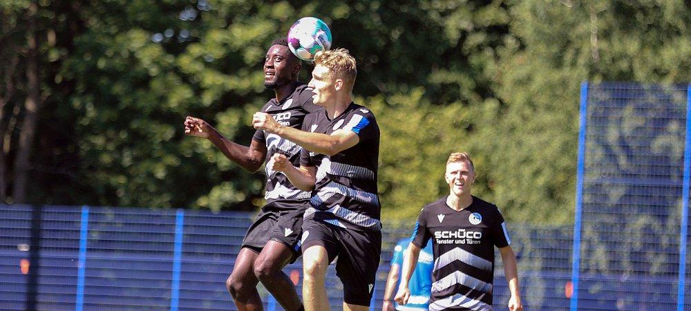 Ghanaian forward Prince Owusu returns to Arminia Bielefeld after 1860 Munich loan spell