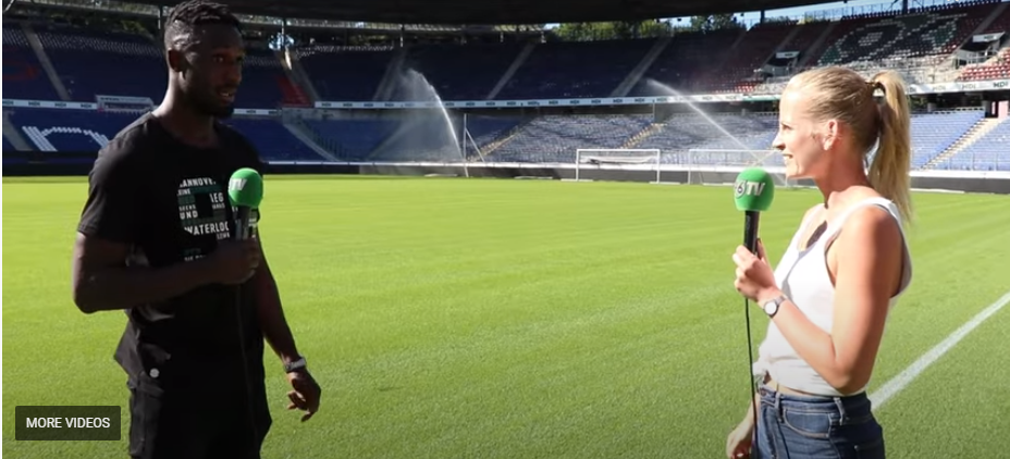 VIDEO: Watch Kingsley Schindler's first interview after signing for Hannover