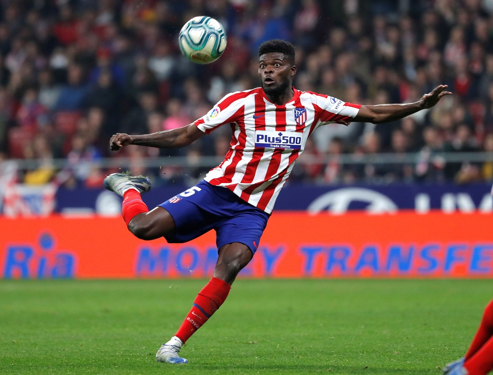Thomas Partey to become highest earning Ghanaian footballer in history with a jaw dropping £250k a-week-wages