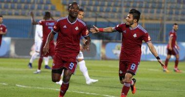 VIDEO: John Antwi scores as Pyramid FC thrash El Entag in Egypt