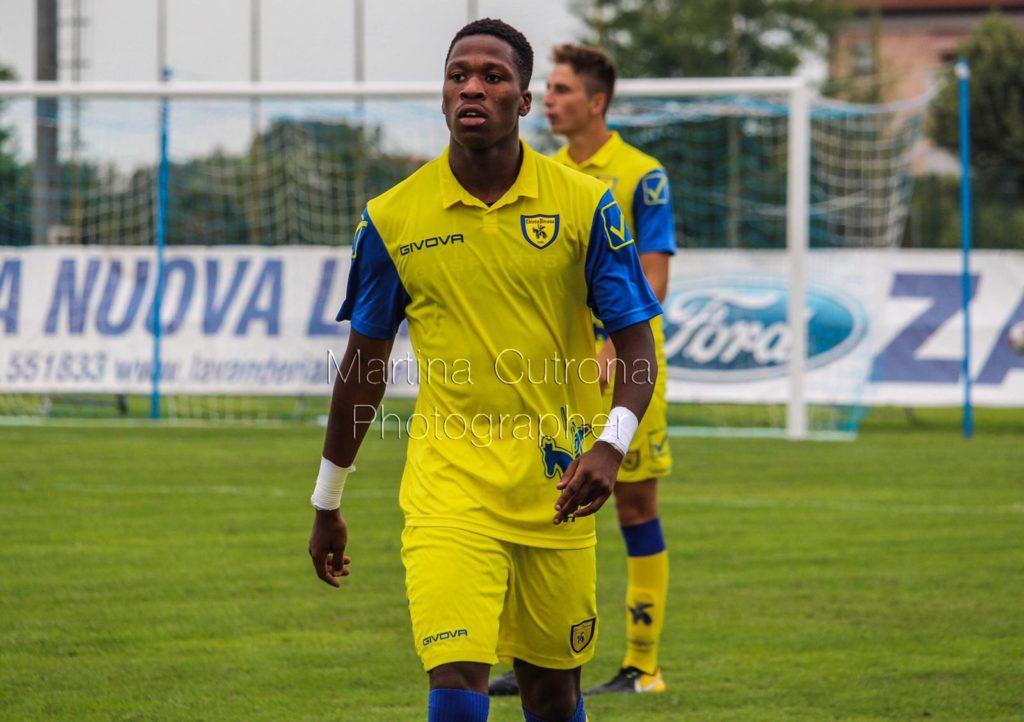 Talent Tavern: Italy-born Elimelech Enyan set for breakthrough season at Chievo Verona