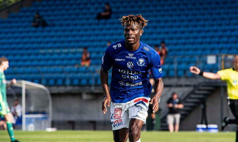 Abdul Fatawu clinches win for Trelleborgs with late strike against Dalkurd in Swedish League