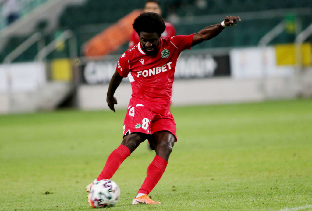 VIDEO: Watch Ernest Asante's dazzling debut display for Cypriot side Omonia Nicosia