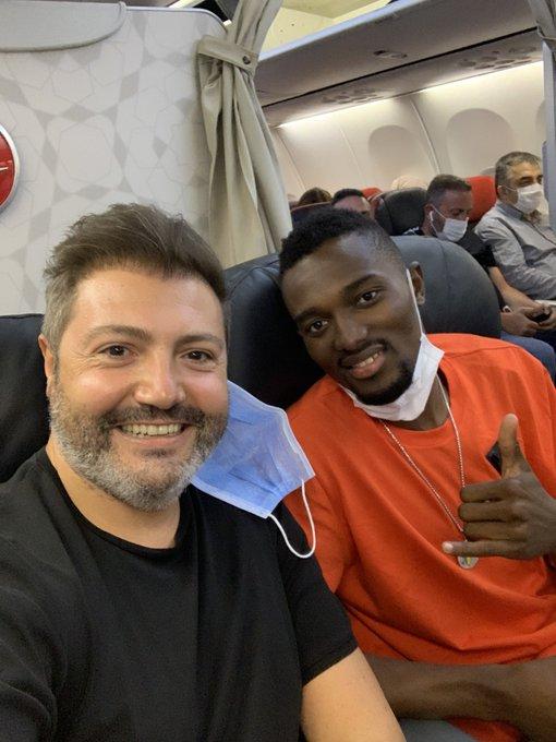 EXCLUSIVE: Ghana midfielder Bernard Mensah arrives in Istanbul tonight to seal Besiktas move