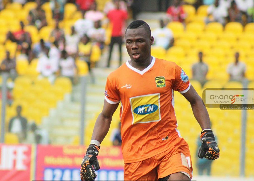 EXCLUSIVE: Asante Kotoko goalie Danlad Ibrahim seeks contract termination