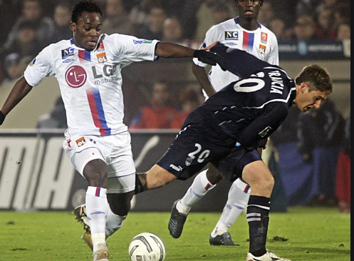 Lyon should not be underestimated- Michael Essien warns