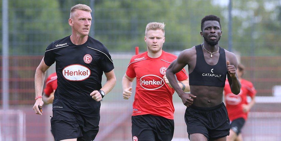 Fortuna Düsseldorf midfielder Nana Ampomah starts pre-season training amid interest from three clubs