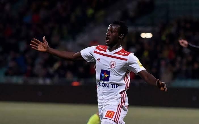 French giants Bordeaux join race for talented Ghana winger Osman Bukari