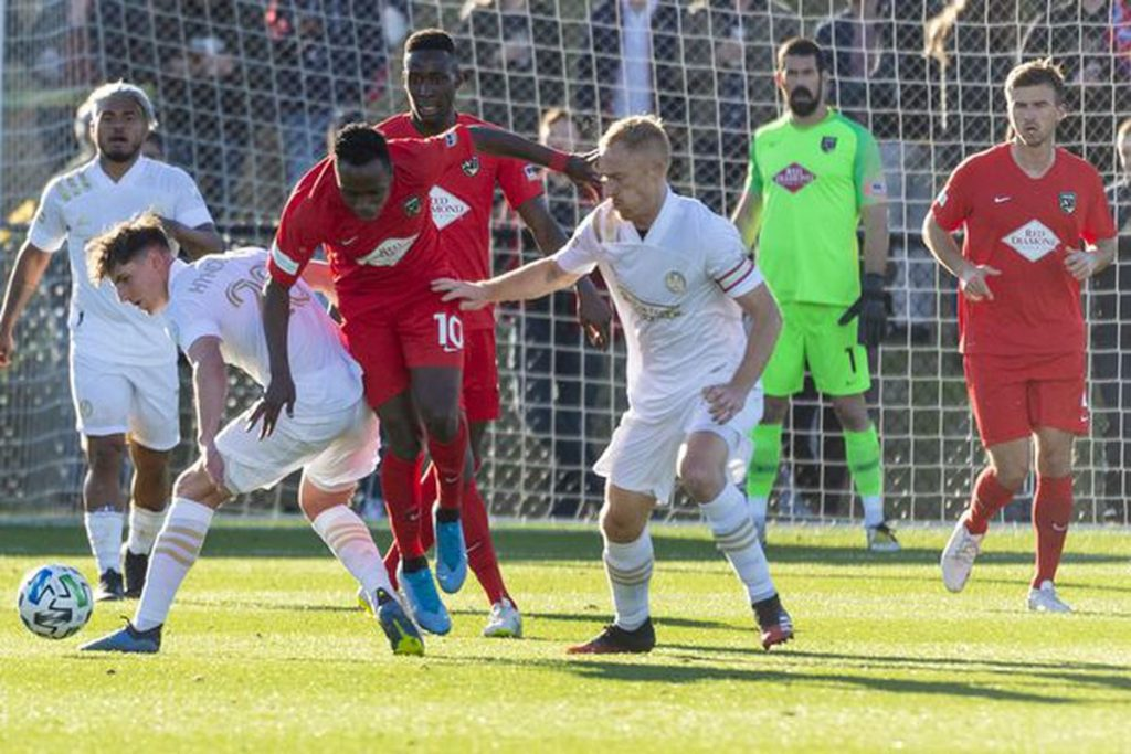 VIDEO: Prosper Kassim grabs winner for Birmingham Legion against Atlanta United II