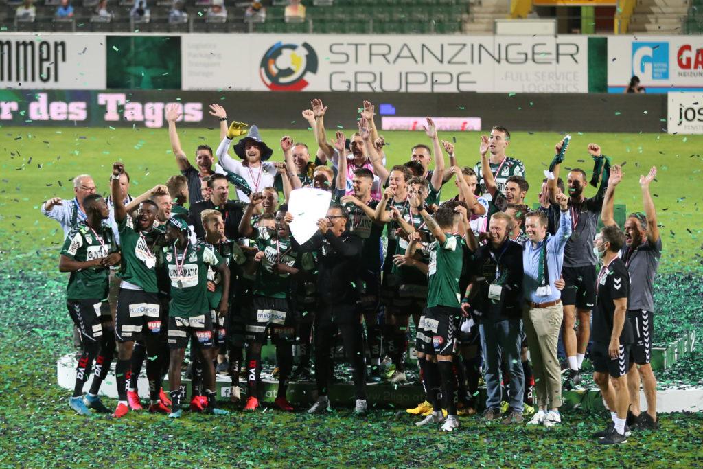 Reuben Acquah, Kennedy Boateng power SV Ried to Austrian Bundesliga promotion