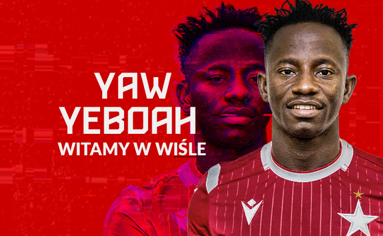 Ghana U23 captain Yaw Yeboah gets move to Poland that puts career on right track