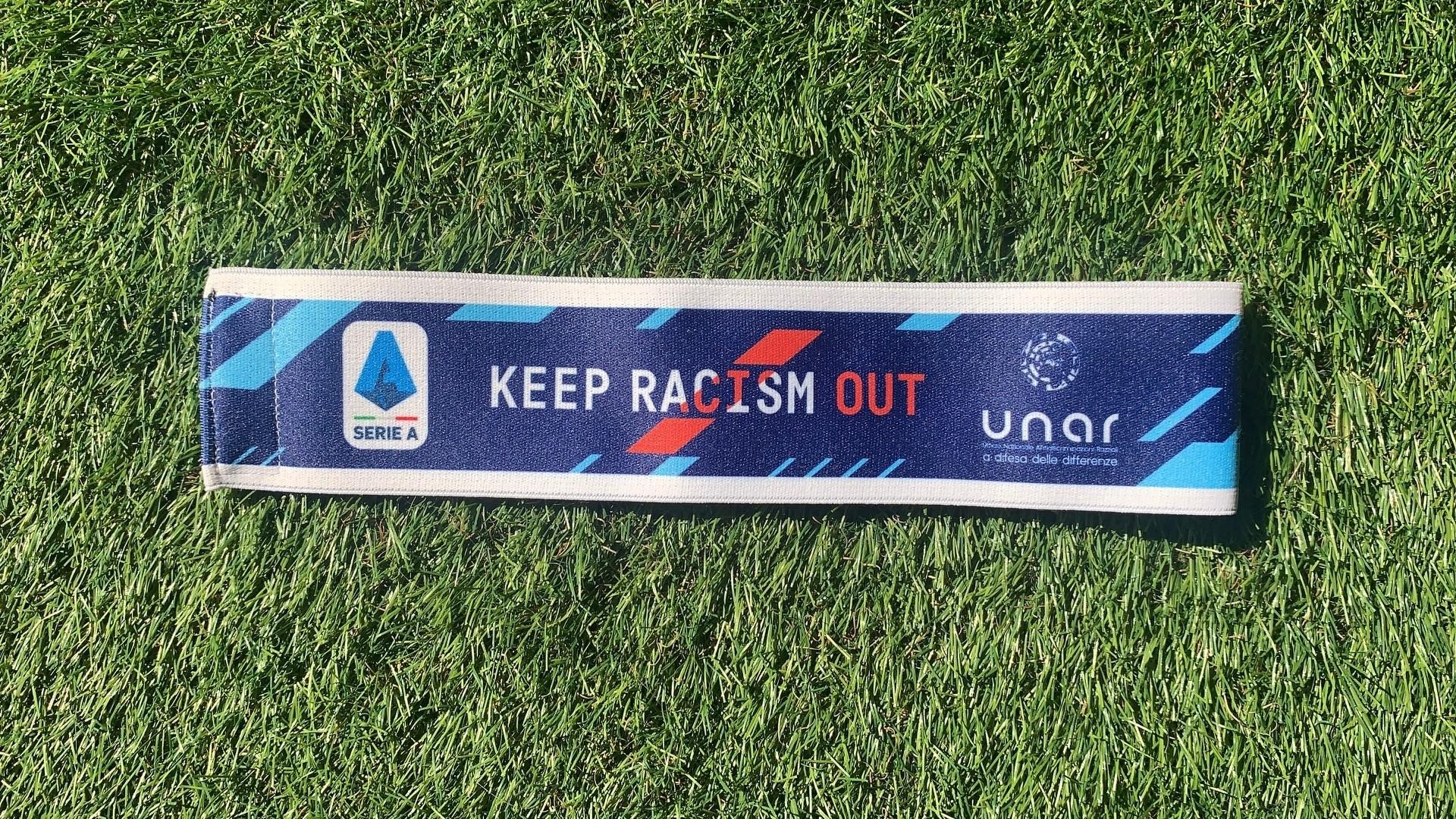 """LEGA SERIE A AND UNAR TOGETHER TO """"KEEP RACISM OUT"""""""