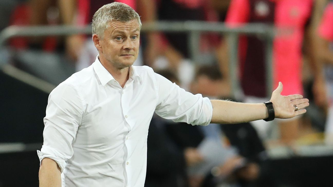 Man Utd window didn't 'happen as planned' - Ole