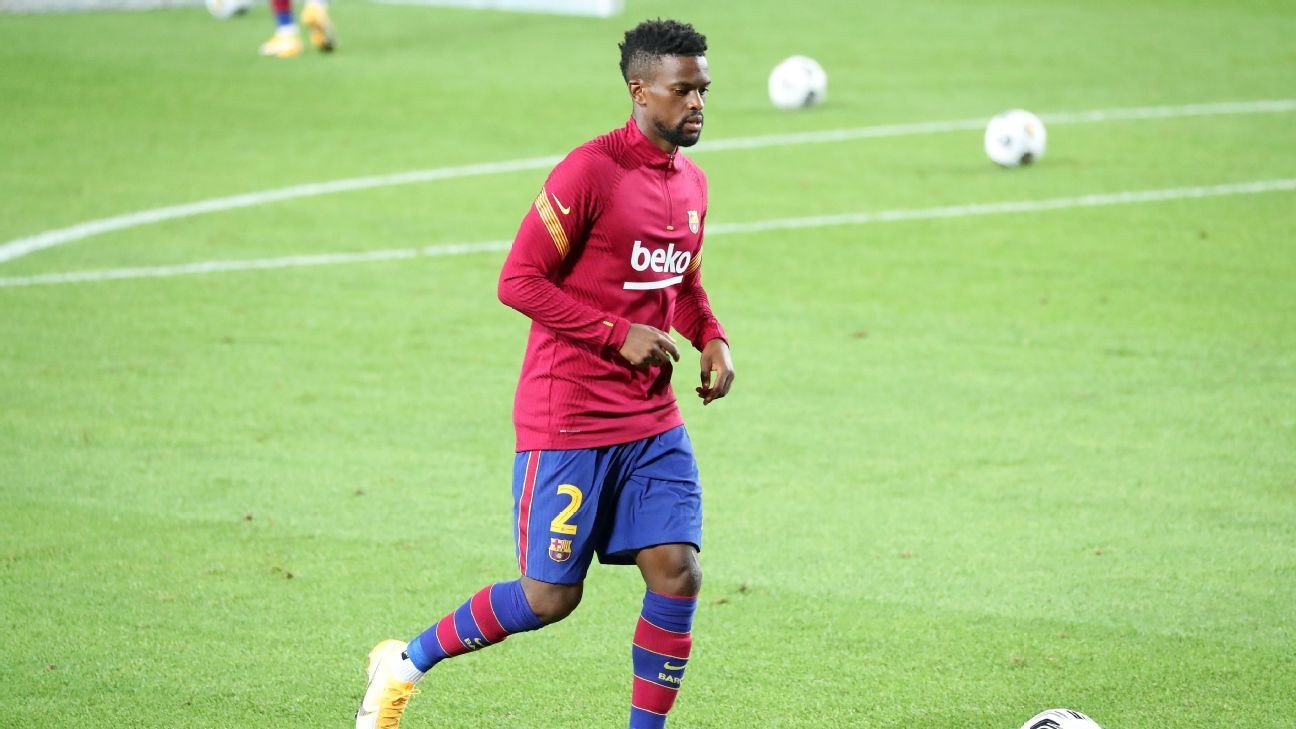 Sources: Wolves to sign Barca's Semedo for €40m