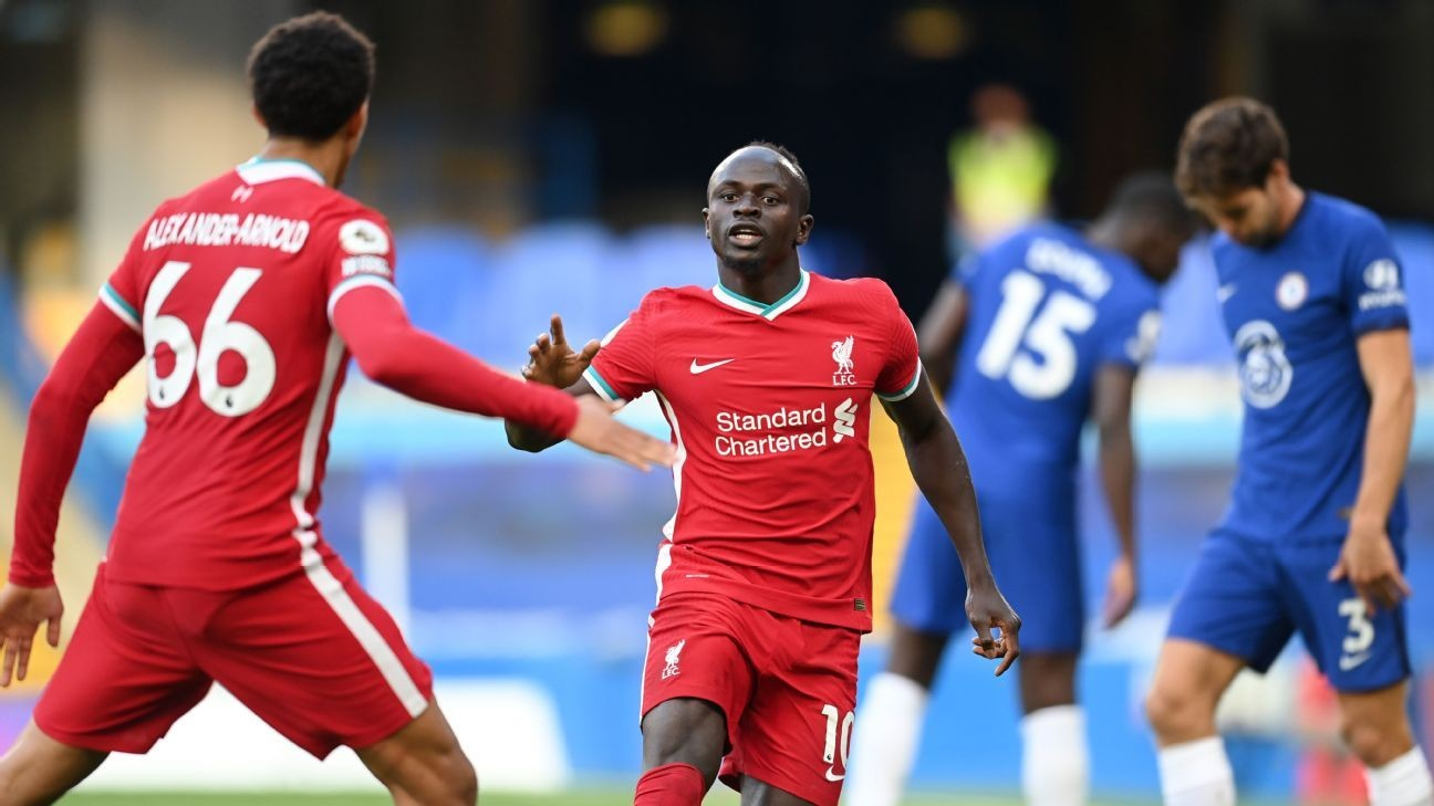 Mane 9/10, Thiago 8/10 debut as Liverpool cruise to victory