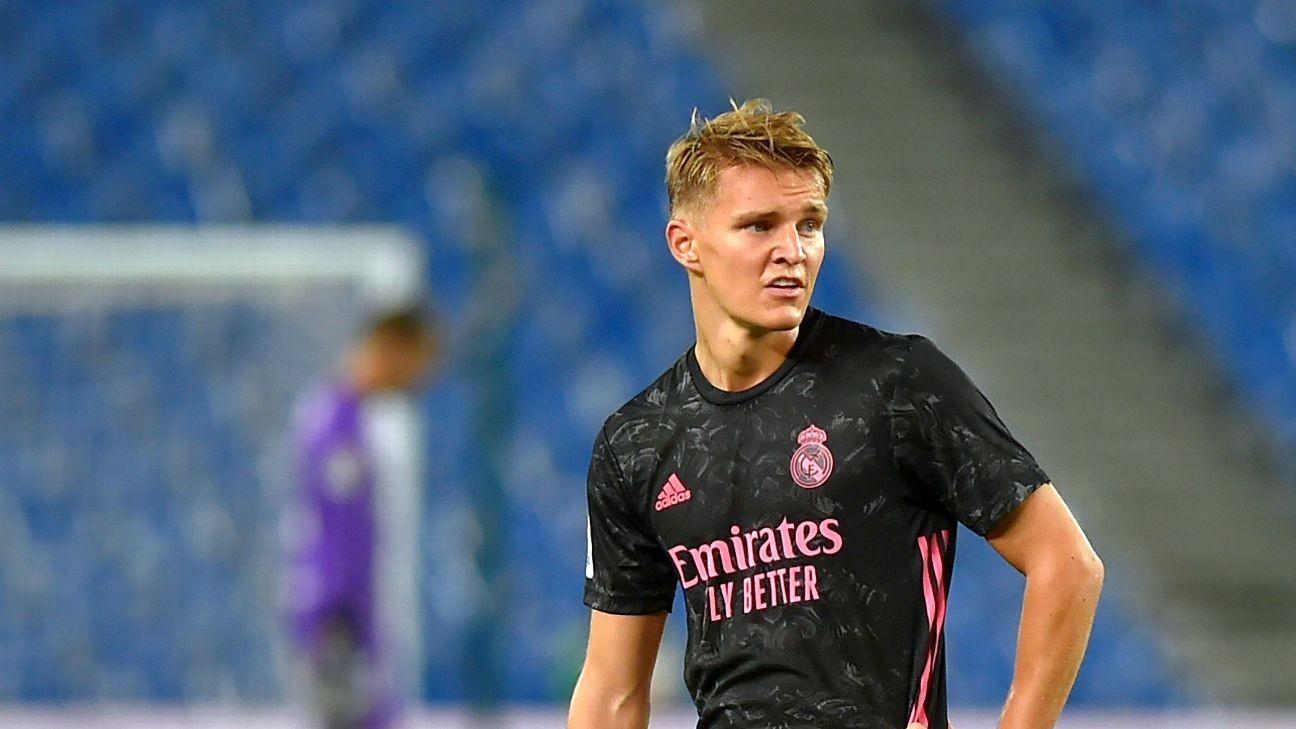 Kross 8/10, Odegaard 6/10 in Madrid's 0-0 draw