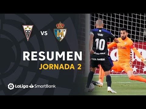 Resumen de Albacete BP vs SD Ponferradina (0-2)