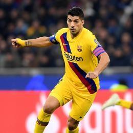 BARCELONA FC star hitman SUAREZ turns rich MLS offer down. Juventus still around
