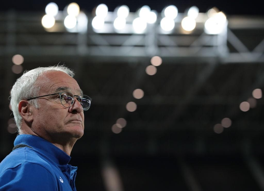 "RANIERI: ""DISAPPOINTED BY FEARFUL SAMP DISPLAY"""