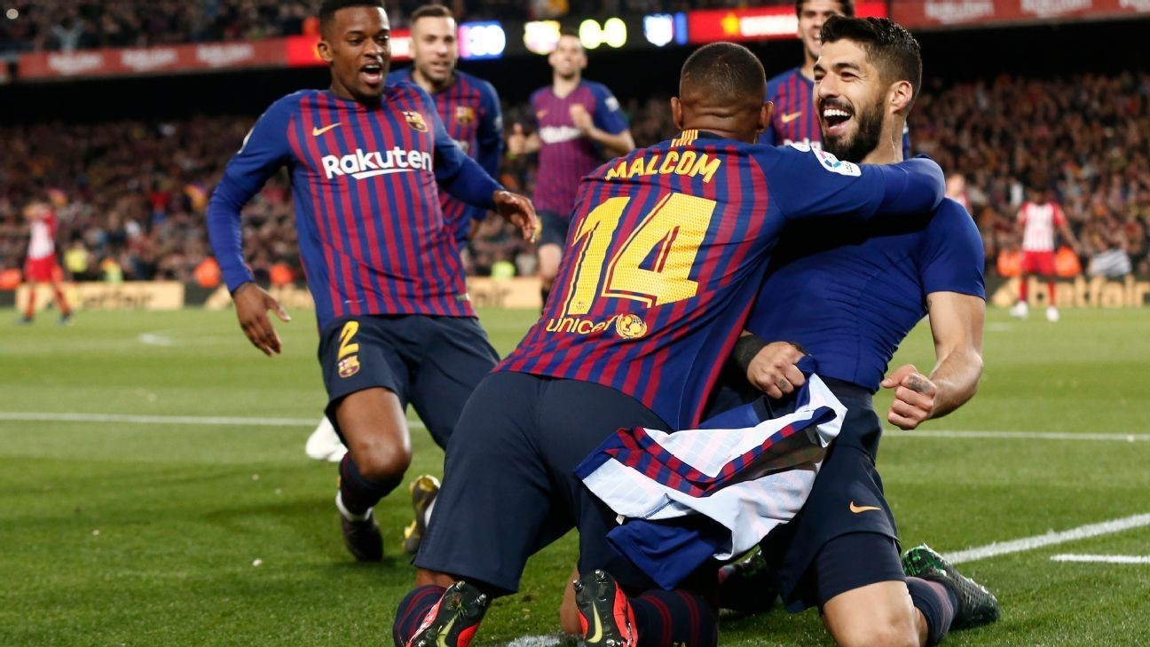 Sources: Atleti near deal to sign Barca's Suarez