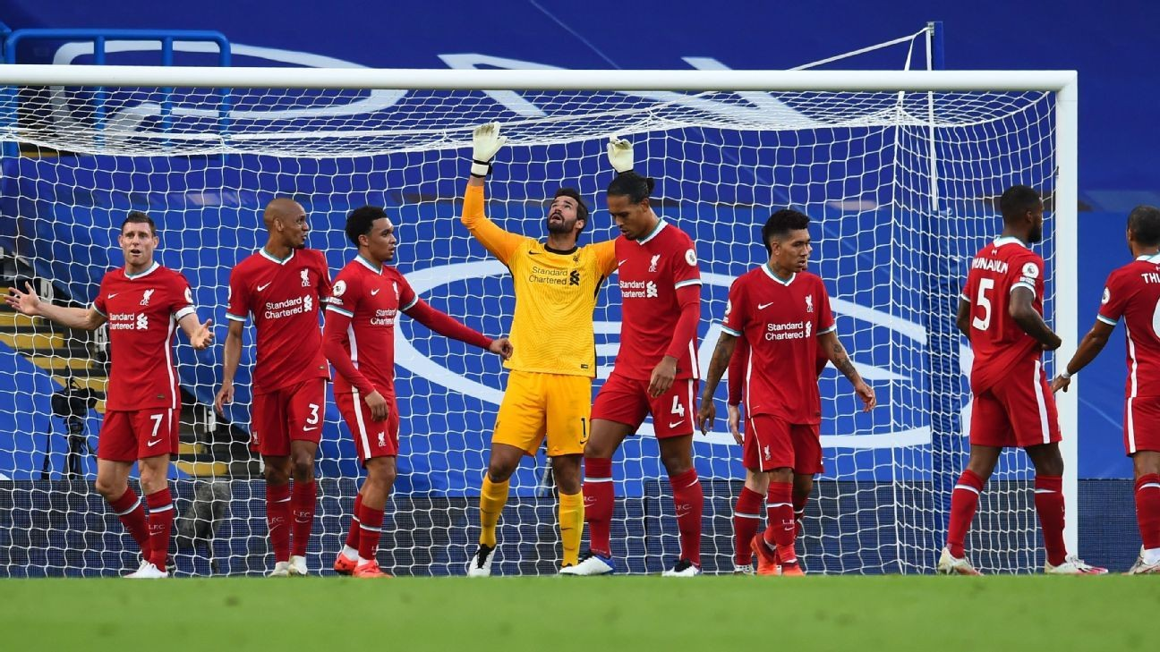 Liverpool looked scary good vs. Chelsea, first look at Juve under Pirlo, Man United issues laid bare