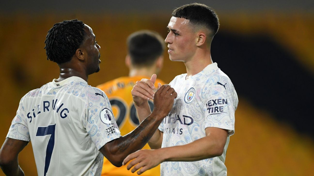 Man City pass early test but know consistency is key in title chase