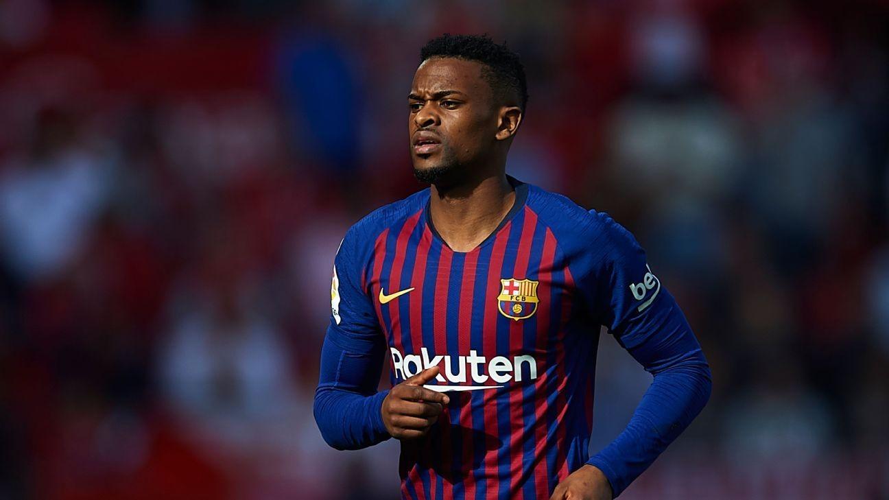 Semedo joins Wolves from Barcelona