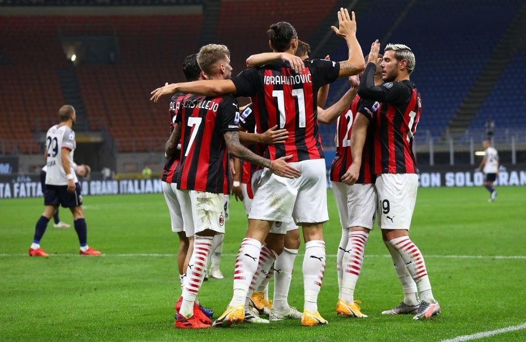 MILAN: TIME TO FOCUS ON THE EUROPA LEAGUE