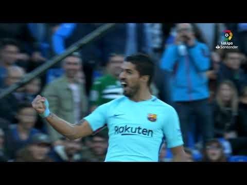 BEST MOMENTS Luis Suárez FC Barcelona LaLiga Santander