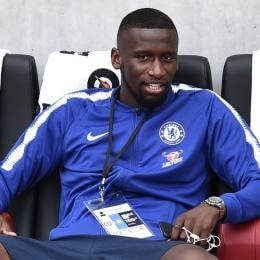 CHELSEA - 2 A-listers after RUDIGER