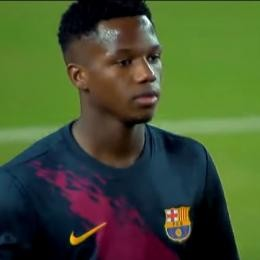 OFFICIAL - Barcelona FC promote Ansu FATI to first-team position