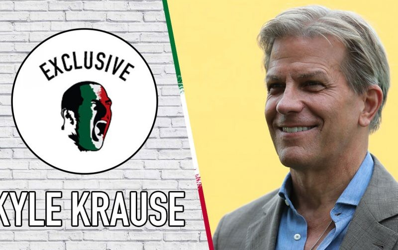 Exclusive interview with Kyle Krause: Parma is the right city, the right club, it's not a business transaction, it's what I want to support