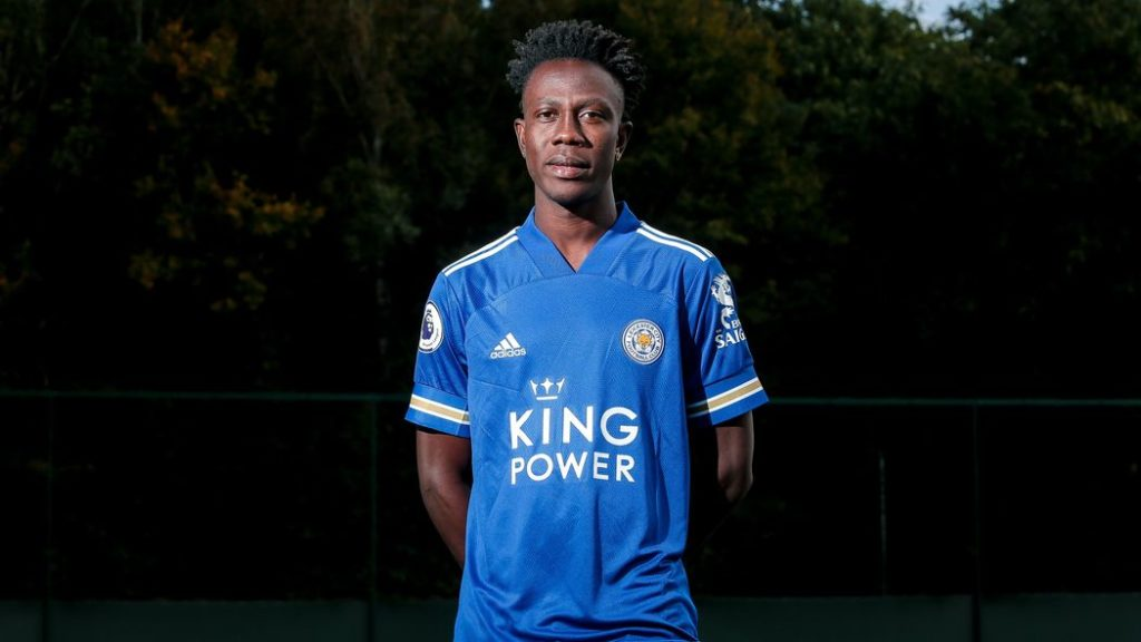 Ghanaian youngster Kamal Sowah signs long-term Leicester City contract