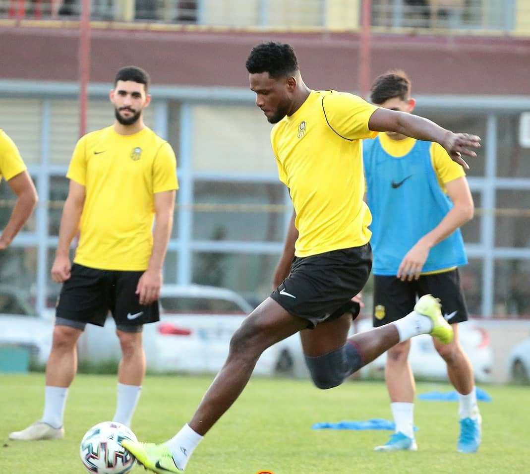 Benjamin Tetteh set for Yeni Malatyaspor debut after shaking off knee injury