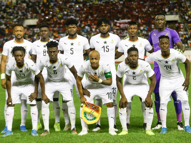 Who are the six new Ghana players?  Read their full profiles and statistics