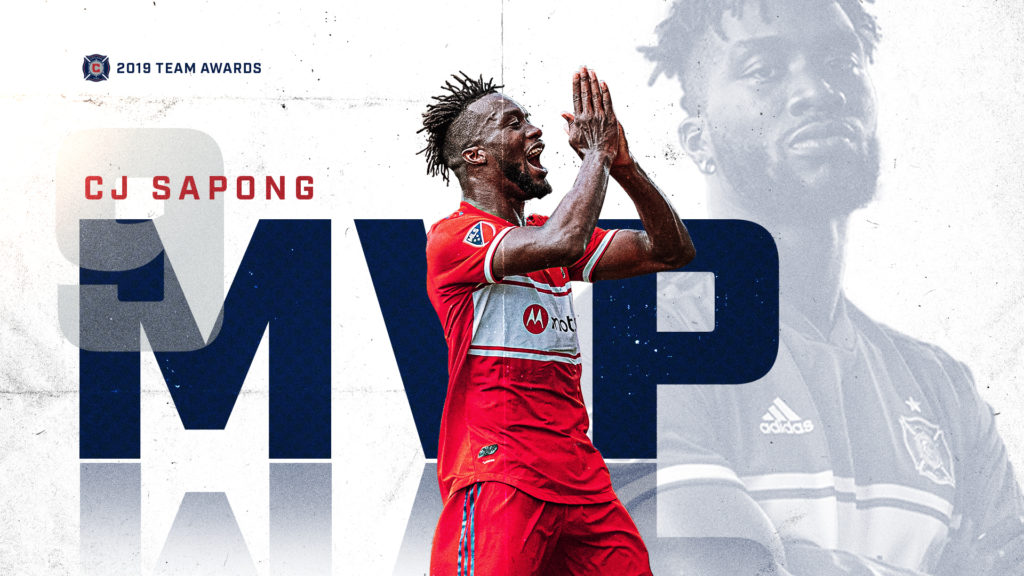VIDEO: VAR awards penalty retake; CJ Sarpong scores for Chicago Fire against Houston Dynamo