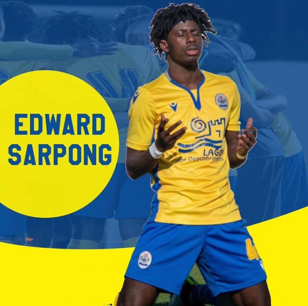 Esperance de Lagos defender Edward Sarpong signs one-year contract extension