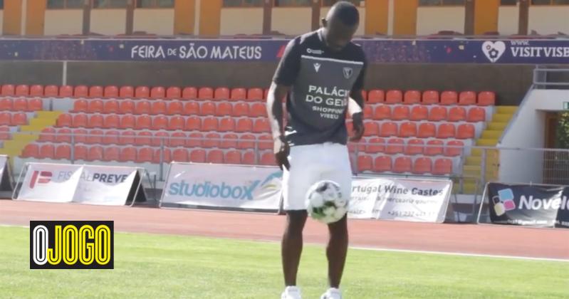 EXCLUSIVE: Ghanaian forward Paul Ayongo finalizes move to Academico de Viseu