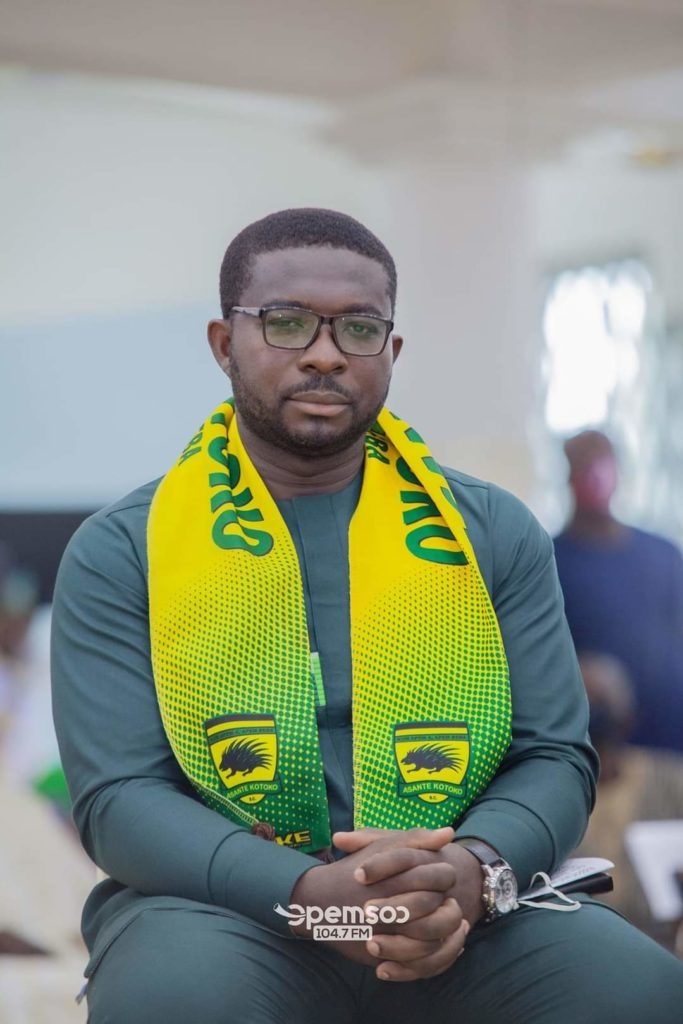 Kotoko CEO Nana Yaw Amponsah reacts to serious media allegations against him