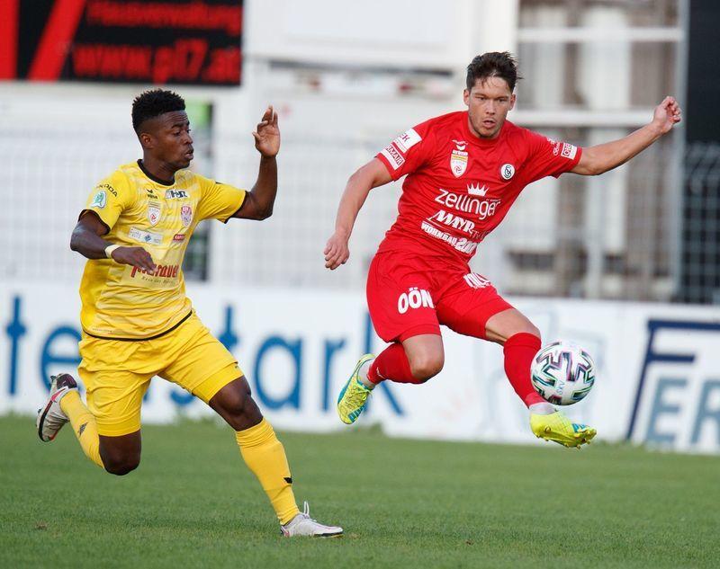 EXCLUSIVE: Austrian side Sturm Graz back for Ghanaian winger Paul Mensah