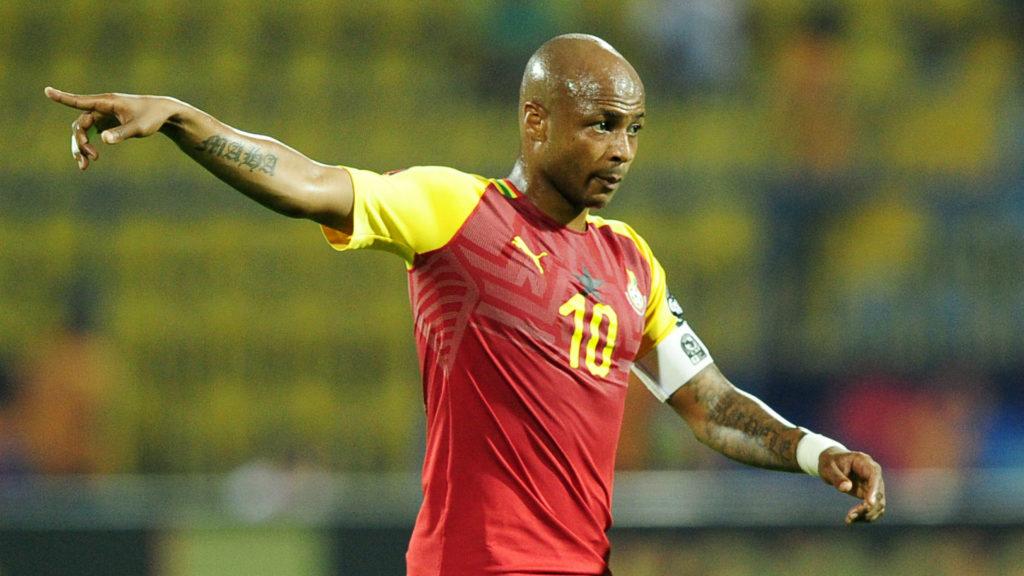 Natural leader Andre Ayew will do well as Black Stars captain- Ghana goalie Adam Kwarasey