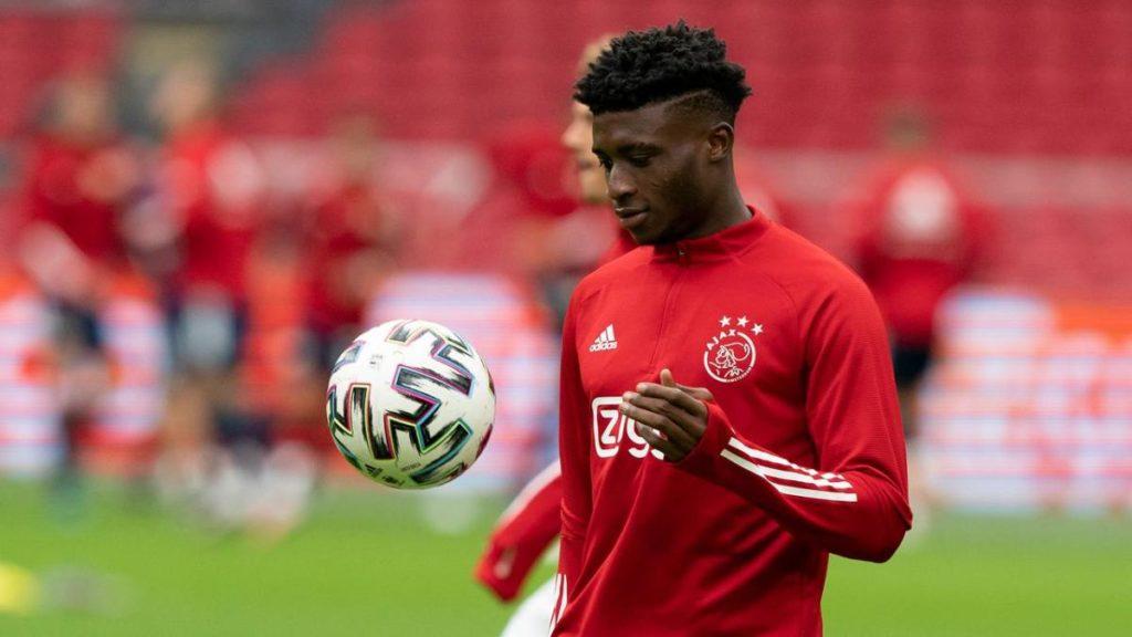 Ajax's Kudus Mohammed named in Eredivisie team of the week