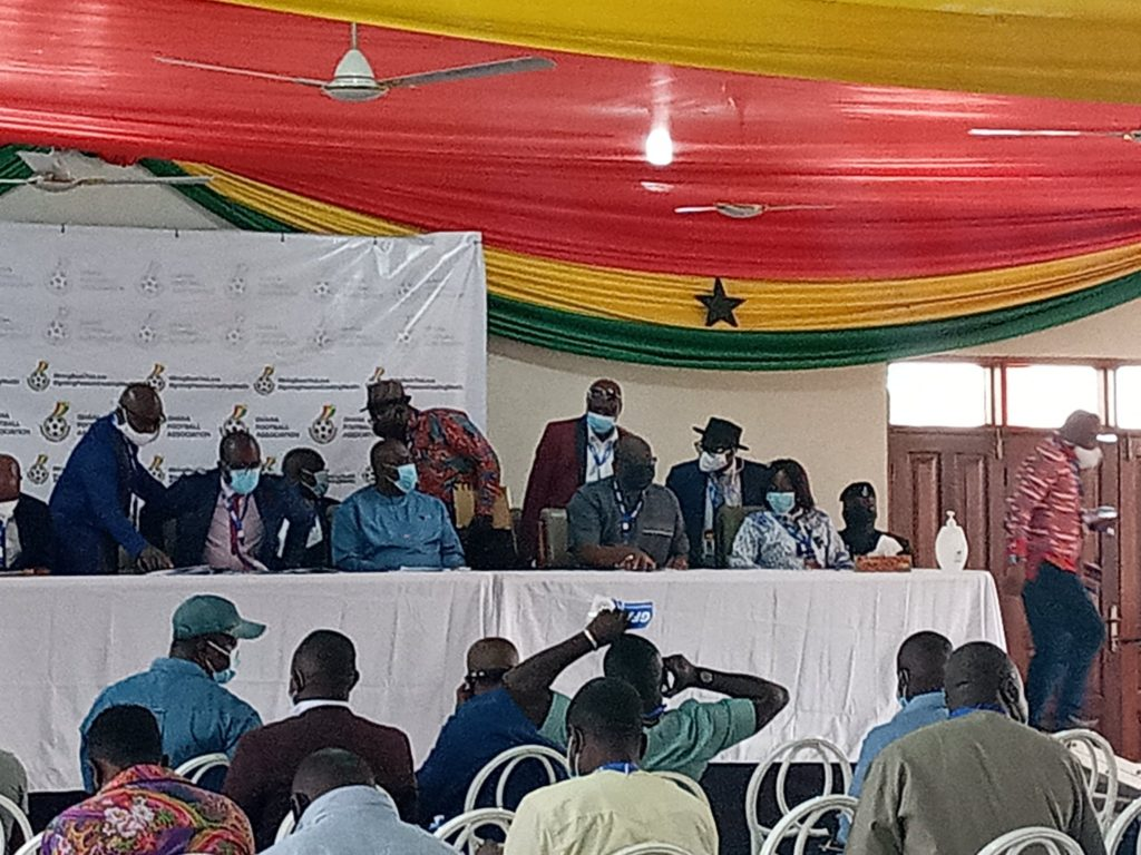 LIVE: Watch the ongoing 26th Ordinary Congress of the Ghana FA