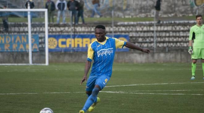 Ghanaian midfielder Daniel Agyei extends contract at Italian Serie C side Carrarese Calcio