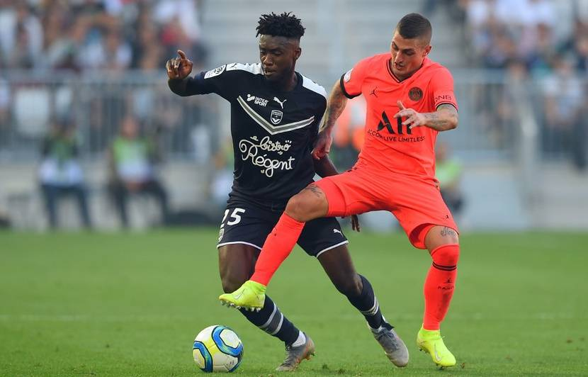 Exclusive: Bordeaux and former France youth star Enock Kwateng opts to play for Ghana