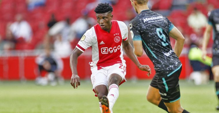 'Pairing Kudus and Gravenberch in midfield will expose Ajax to opponents'- Henk Spaan