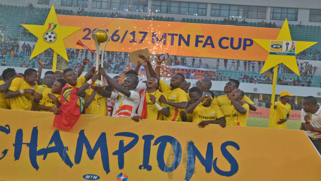 2020/21 MTN FA Cup to starts in January