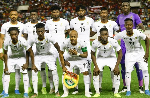 Ghana face Equatorial Guinea in an international friendly in October